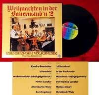 LP Ebersberger Volksmusik Markus Krammer: Weihnachten in der Bauernstub´n 2