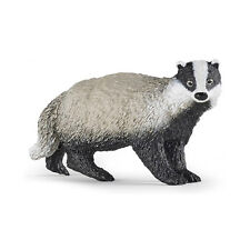 Papo 50197 Badger Wild Animal Figurine Toy Model Replica 2016 - NIP
