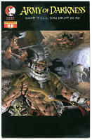 ARMY OF DARKNESS Shop Till You Drop Dead #1, NM, Bruce Campbell, Variant, AoD