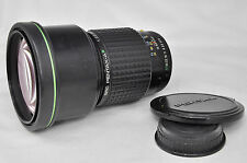 "Pentax SMCP A * 200mm f/2.8 ED  "" Green star "" Lens"