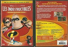 DVD - WALT DISNEY : LES INDESTRUCTIBLES ( COLLECTOR 2 DVD )
