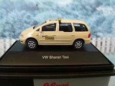 1:87  Schuco (Germany) VW Sharan Taxi
