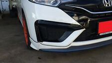 FOG LAMP COVER PAINTED FOR ALL NEW HONDA FIT JAZZ 2014 -