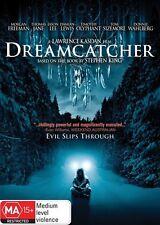 DREAMCATCHER Morgan Freeman, Thomas Jane, Jason Lee, Damian Lewis DVD NEW