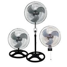 Ventilatore 3 in 1 Con 3 Velocita' a Piantana Da tavolo a Parete DCG VE1695