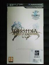 Dissidia 012 Duodecim Final Fantasy Edition Legacy PSP Neuf **