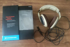 Sennheiser HD 598 SR Over-Ear Headphones in box