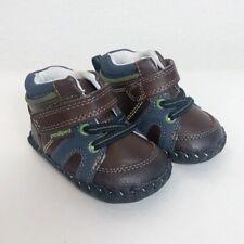 pediped Flex Spencer Boot Spencer K Toddler//Little Kid Brown 32 EU 1 M US Little Kid