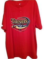 Majestic Clearwater Threshers Baseball Tee Size (2XL)
