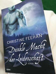 Christine Feehan: Dunkle Macht der Leidenschaft der neueste der Karpatianer