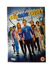 The Big Bang Theory Series 1-6 - Complete New Sealed Free Delivery
