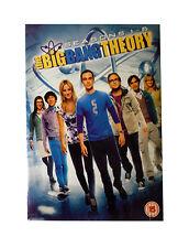 Big Bang Theory Complete Series 1 - 6 DVD  Box Set Season 1 2 3 4 5 6 Brand New