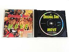 THE ORIGINAL SINS MOVE CD 1992