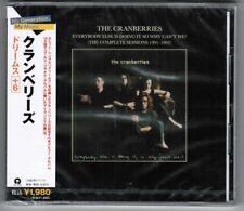 Sealed CRANBERRIES Everybody Else Is JAPAN CD UICY-6588 w/OBI 2006 reissue