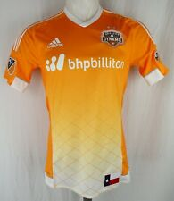 Houston Dynamo MLS Adidas Men's Short Sleeve Soccer Jersey