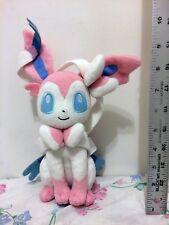 """Pokemon Sylveon 10"""" Plush Doll TAKARA TOMY"""