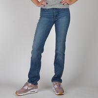 Levi's Mid Rise Skinny Blau Damen Jeans DE 36 /  W29 L32