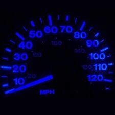 Dash Instrument Cer Gauge Blue Smd Leds Lights Kit Fits 97 04 Honda Odyssey