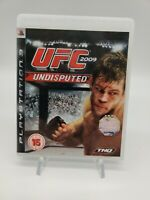 UFC 2009: Undisputed (Sony PlayStation 3, 2009) - VGC PAL