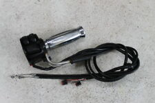 2011 HARLEY-DAVIDSON HERITAGE SOFTAIL RIGHT CLIP ON HANDLE KILL OFF START SWITCH