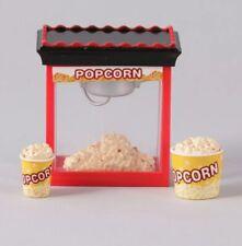 1:12 Scale Dollhouse Orcara Caca Food Popcorn Machine Canteen Store Miniature