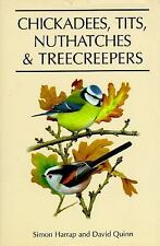 Chickadees, Tits, Nuthatches, and Treecreepers-ExLibrary