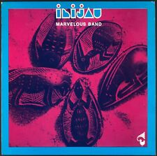 MARVELOUS BAND - Ibijau - 1977 France LP