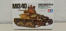 1/35 Tamiya 35034 M13 / 40 Italienischer Panzer mit zusatz Material