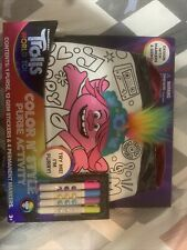 New listing DreamWorks Trolls World Tour Color N' Style Purse Activity. 4 Markers & 12 Gems