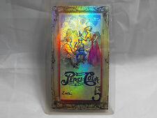 PEPSI COLA SERIES 1, TALL BOY CASE TOPPER CARD, DART 1994