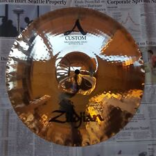 "Zildjian A Custom  Mastersound Pair 14"" Hi-Hat Cymbal pair"