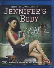 Jennifer's Body - BLU RAY NUOVO