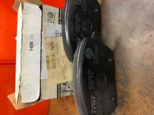 SEAT/Skoda/VW Front brake pads - 6Q0698151A