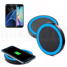 QI Wireless Charger Charging Pad Mat Dock For iPhone 8 Plus X Galaxy S7 Edge/S8