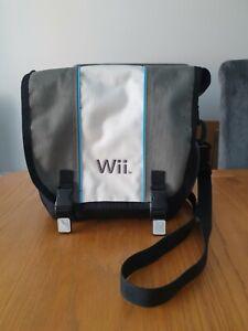 Official Nintendo Wii Carry Case Padded Shoulder Bag
