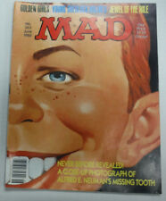 Mad Magazine His Missing Tooth June 1986 070615R