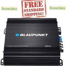 Blaupunkt AMP1501 Mono 1-Channel 1500W Full Range MAX PEAK  BLOCK Car Amplifier