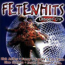 Fetenhits Discofox 1 von Various   CD   Zustand gut