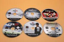 Spielesammlung 6 PlayStation 2 / PS2 Spiele / Games