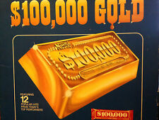 Nestle $100,000 GOLD  -Vinyl LP   NM
