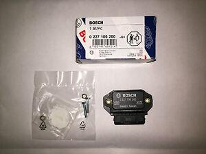 Bosch Ballast - Ignition System 0227100200 0 227 100 20 Alfa BMW Man Porsche U.A