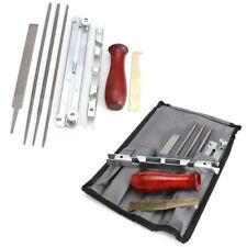 8Pcs/Set Chainsaw Sharpening Chain Saw Basic Kit Files Bad Tool Hand Maintenance