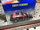 1991 Hotwheels Blue Card #441 Chevy Stocker Rare in Blister pack