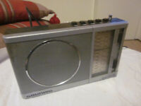 Grundig Music Boy 160 Vintage Portable Transistor Radio TESTED