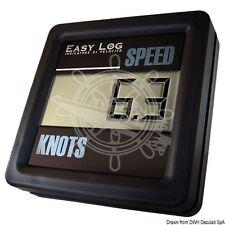 EASY LOG GPS Speedometer 99 kn 12V