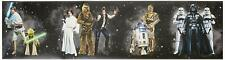 Star Wars Classic Original Cast on Sure Strip Wallpaper Border DY0286BD
