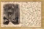 Cpa Bourges - la Nef de la Cathédrale tp0164