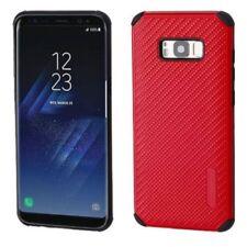 Étuis, housses et coques etuis, pochettes rouges mats pour téléphone mobile et assistant personnel (PDA)
