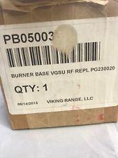 Viking PB050035 Burner Base A2