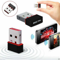 Mini Wireless 150Mbps USB Adapter WiFi 802.11n/g 150M Network Lan Card New SY